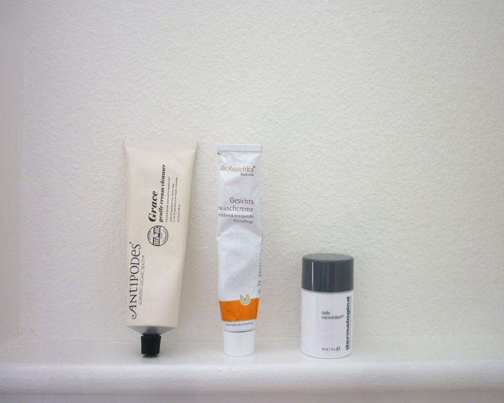 Nettoyer sa peau en douceur
