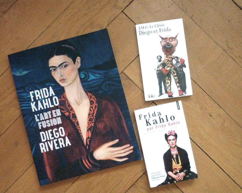 Livres Frida Kahlo