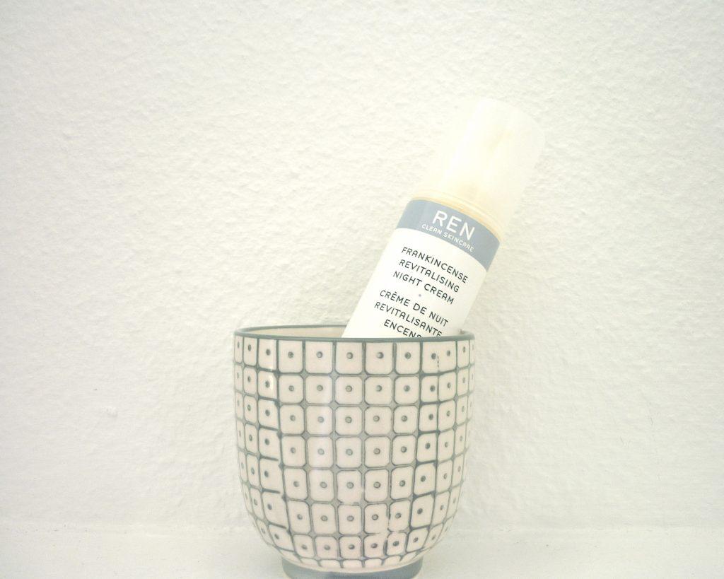 La Crème de Nuit Revitalisante Ren Skincare : le coup de coeur