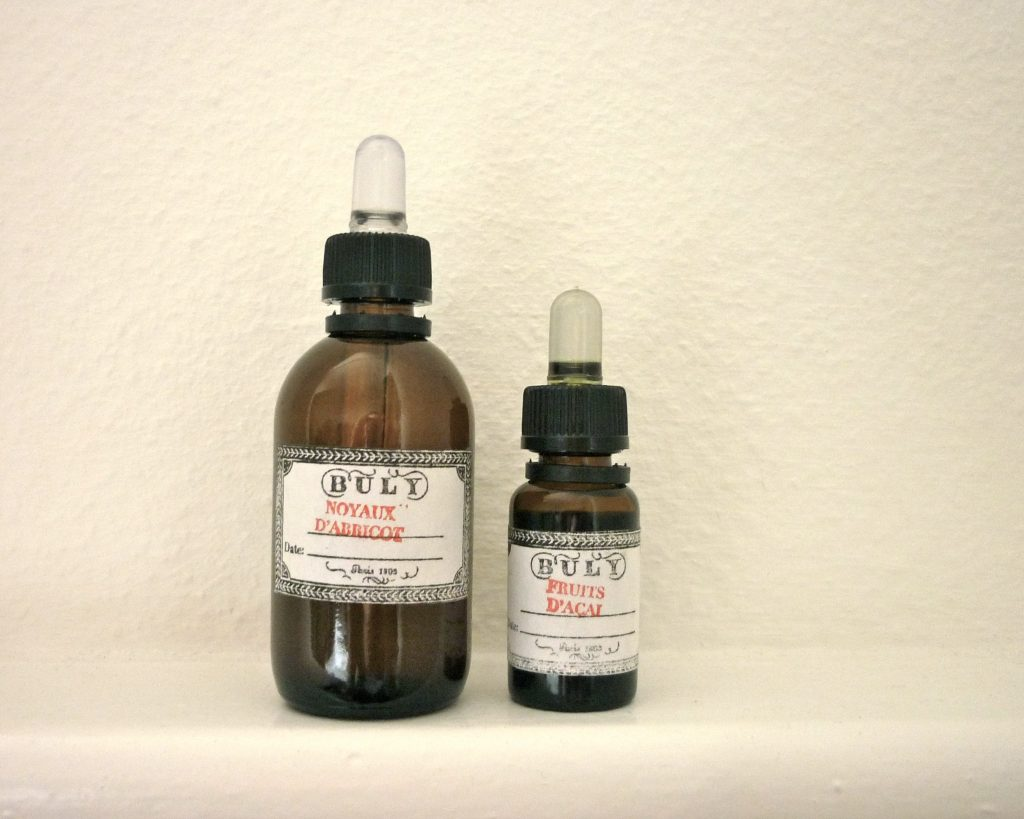 huile noyaux abricot huile fruits acai buly 1803
