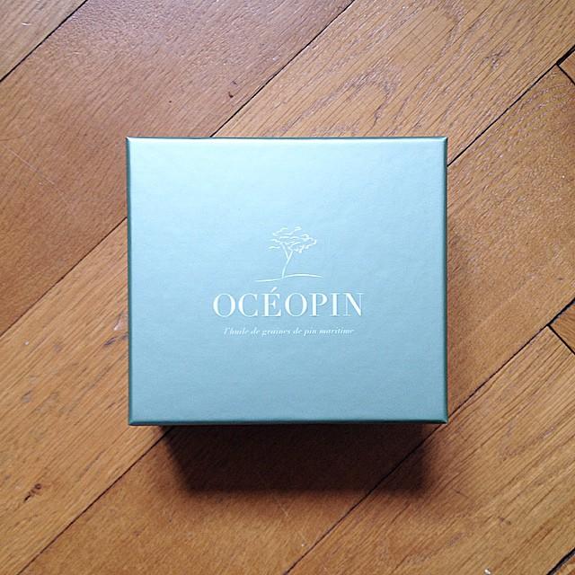 Le colis du bonheur? ! Merci @oceopin ? pour cette délicate attention ! #oceopin #madeinfrance #oil #facialoil #pin #beautyaddict #green #natural #organic #beauty ?