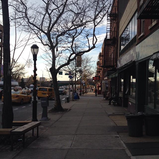 Photo prise il y a quelques jours à Brooklyn ? et c'est fou à quel point ça me manque déjà #brooklyn #newyorkcity #newyork #ny #nyc #usa #newyorknewyork