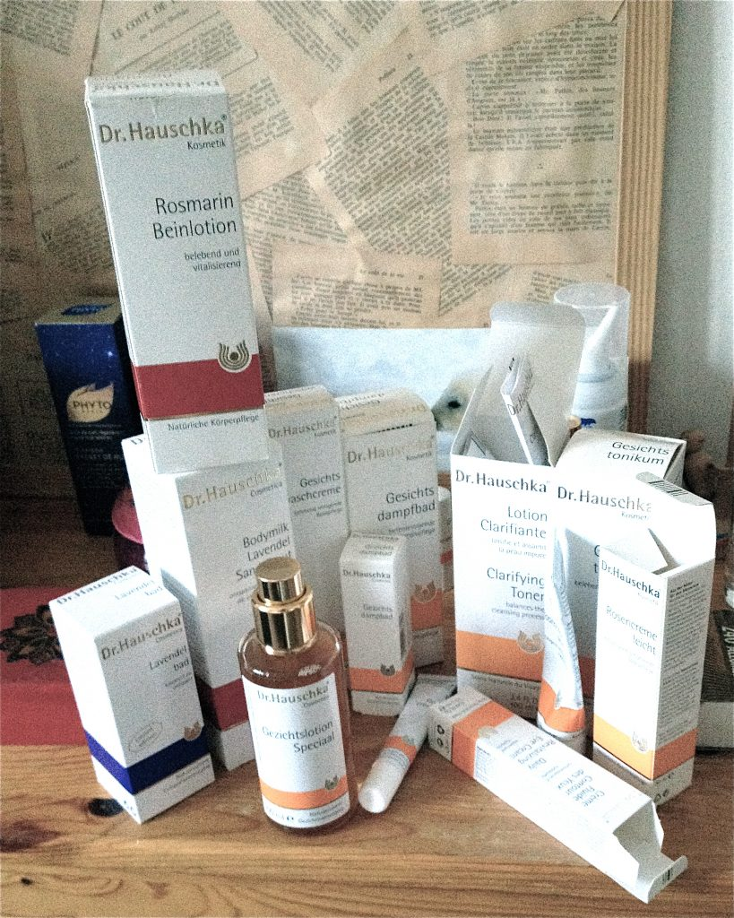 Addicted to… Dr. Hauschka !