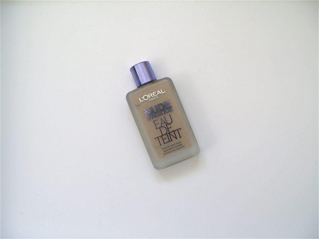 L'Eau de teint de l'Oréal : un perfecteur de teint au top