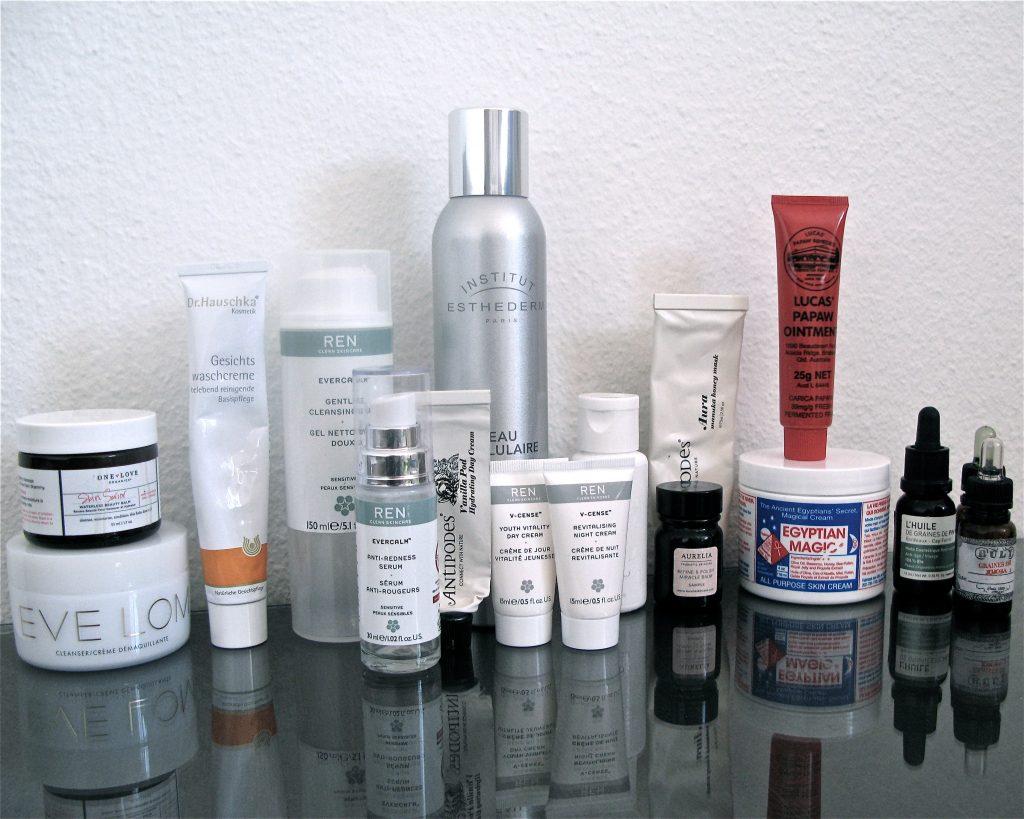 Favoris 2014 : les soins du visage