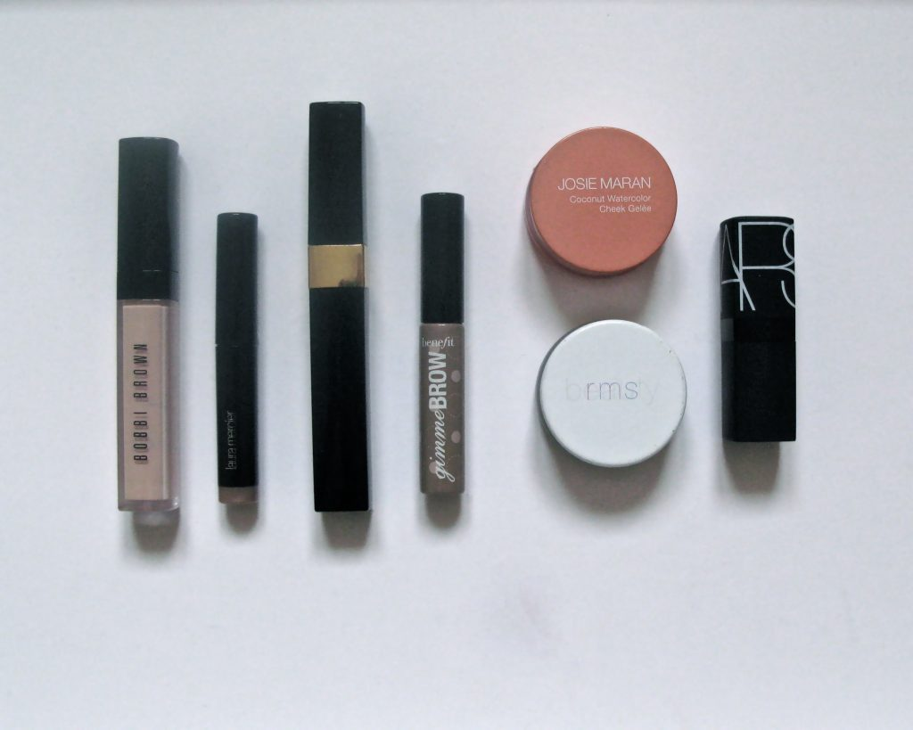 bobbi brown laura mercier chanel benefit josie maran rms beauty nars