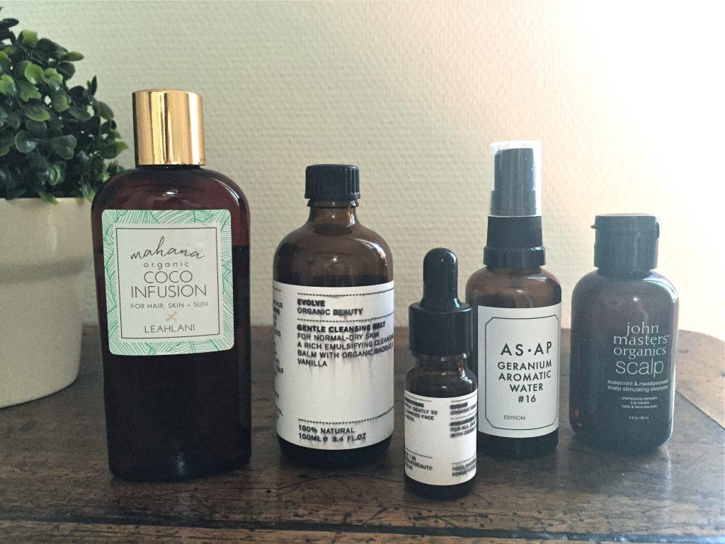 leahlani evolve beauty as aspothecary john master organics