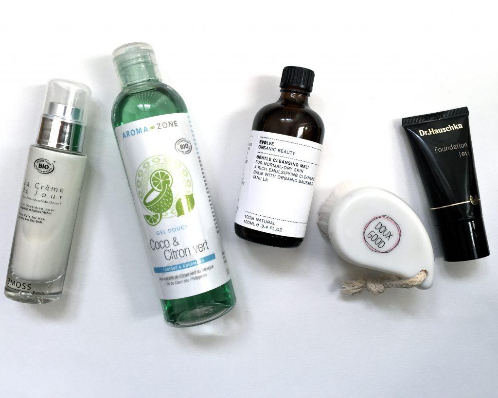 2MOSS aroma zone evolve beauty doux good dr hauschka
