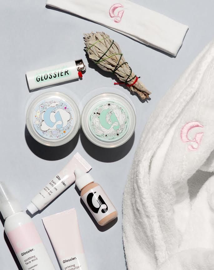 Wanted : les soins Glossier