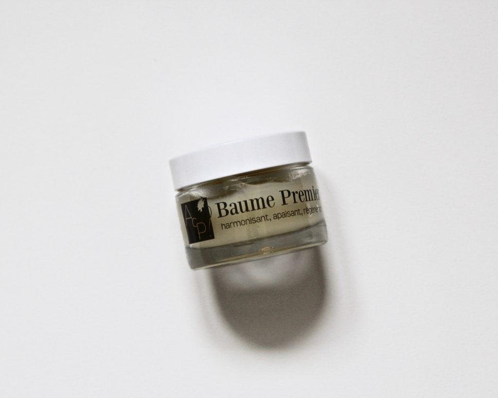 beauté green alors ca pousse baume premier the pretty cream