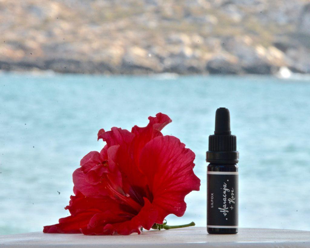 LILFOX Maracuja + Rose Youthful Vixen Face Nectar theprettycream