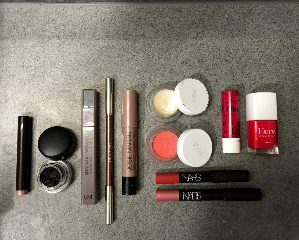 vanity beauté makeup rms beauty une beauty korres theprettycream