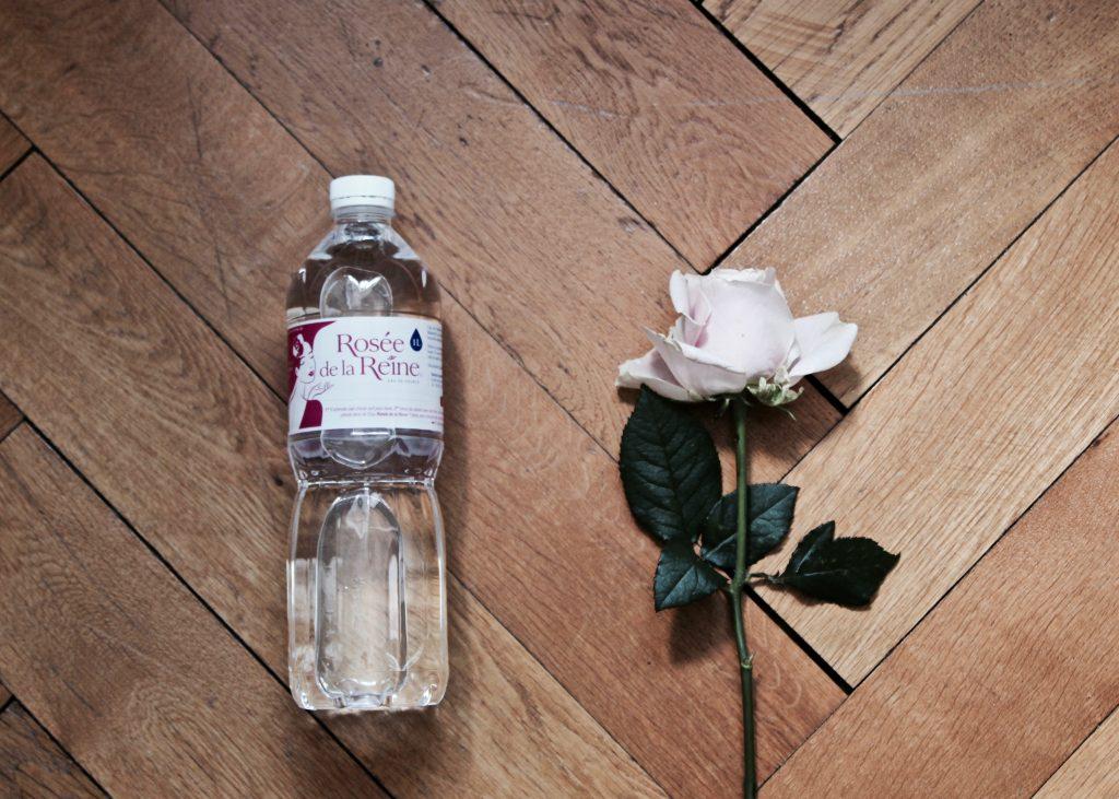 L'eau de source La Rosée de la Reine