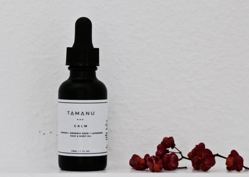 Tamanu The Oil Lab x La Jolie Crème : The Calm Blend