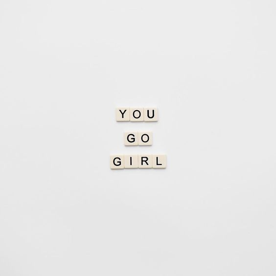 you go girl (source : http://youthcub.tumblr.com/)