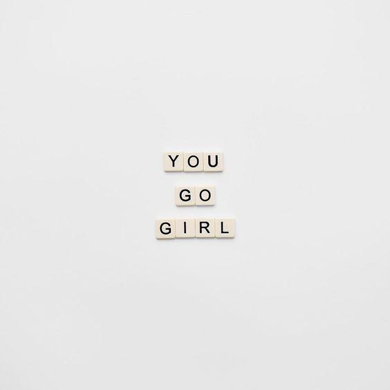 you go girl (source : http://youthcub.tumblr.com/)