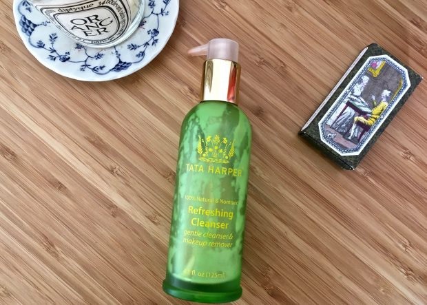 tata harper refreshing cleanser test et avis