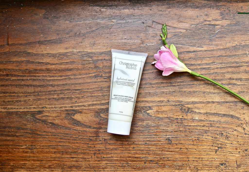 test et avis hydratant santal christophe robin the pretty cream