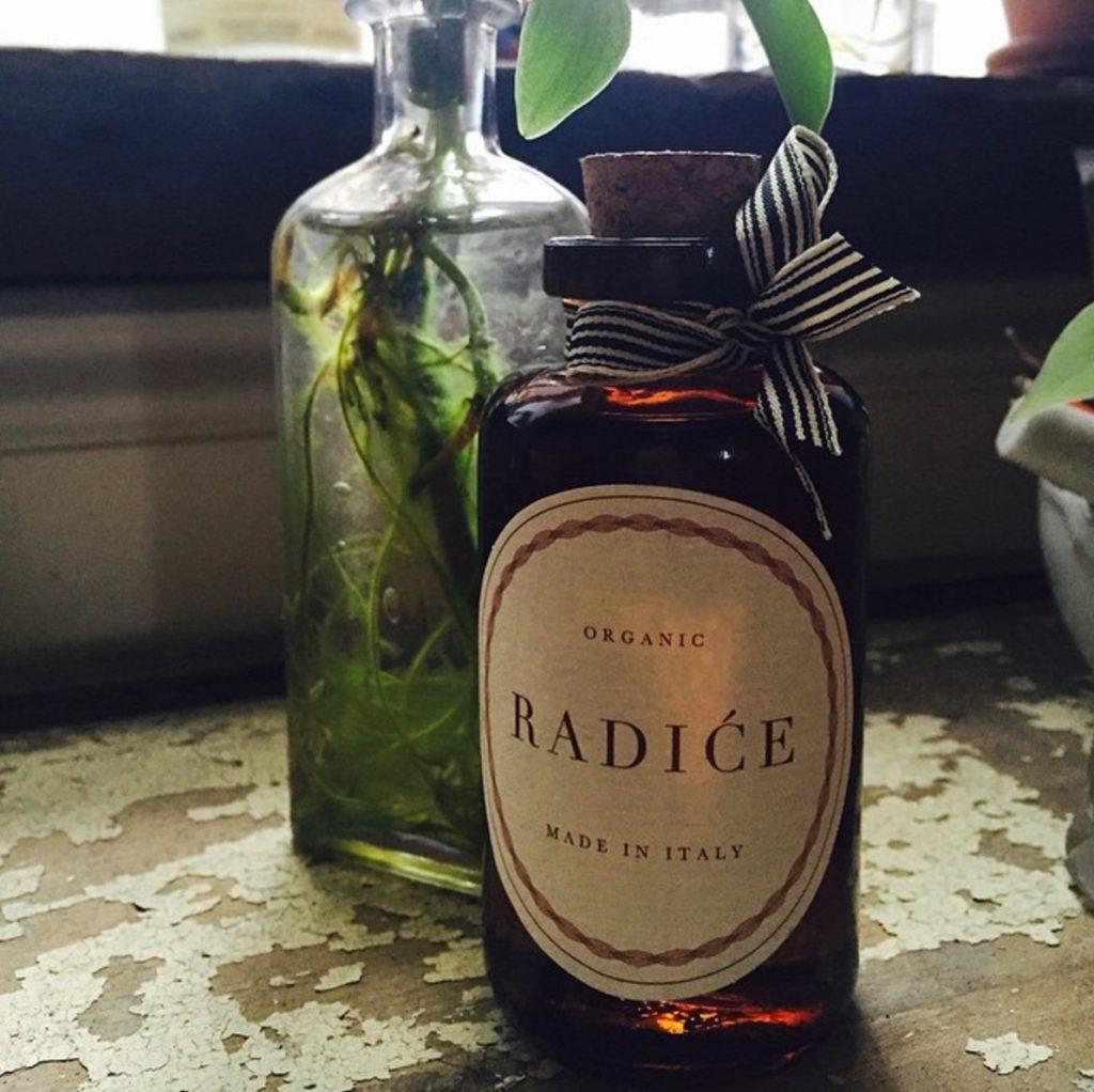 radice apothecary organic italian skincare