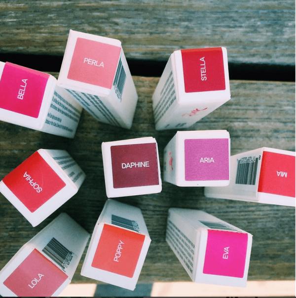 Matte Velvet Waterless Lip Pinch Of Colour test et avis la jolie crème