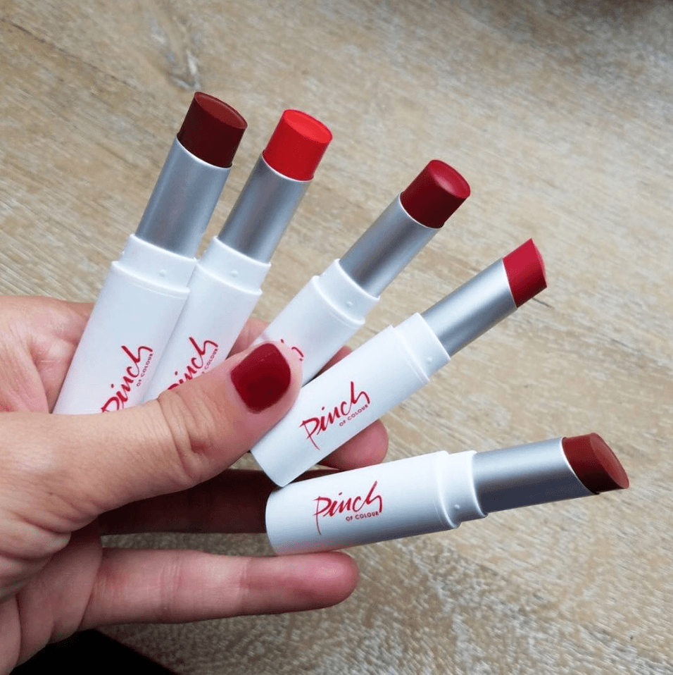 pinch of colour matte velvet waterless lip test et avis