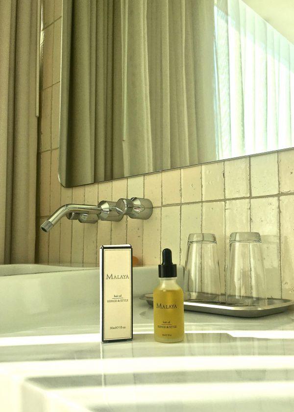 bain d'huile malaya organics green beauty test et avis la jolie creme