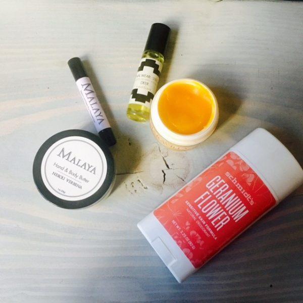 beauty routine katya slepak founder malaya organics
