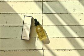 huile pour les cheveux bio malaya organics