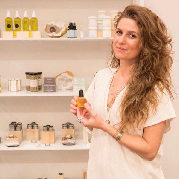 katya slepak founder malaya organics organics beauty