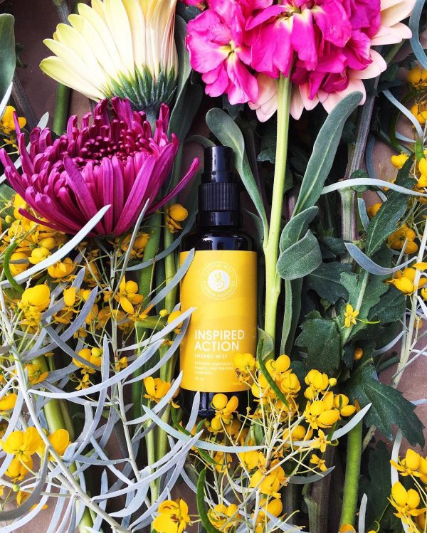 inspired action mist lotus wei