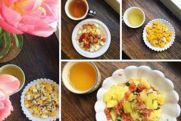 miam o fruits recette petit déjeuner bien être france guillain
