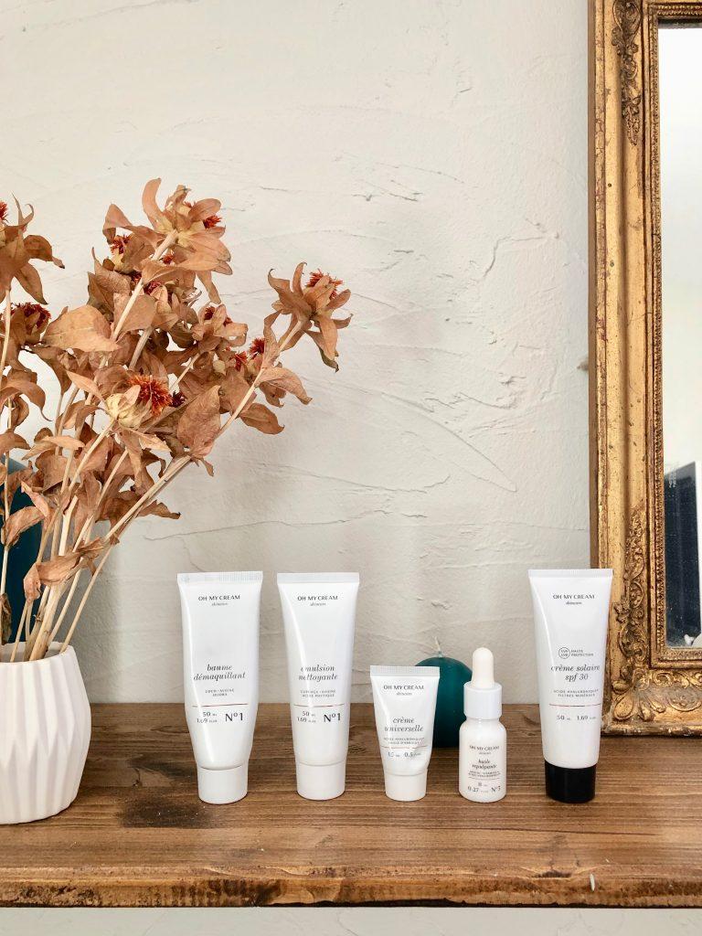 test et avis oh my cream skincare