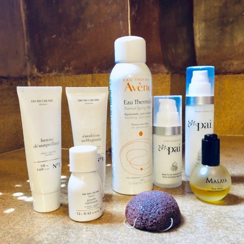 test et avis oh my cream skincare pai skincare
