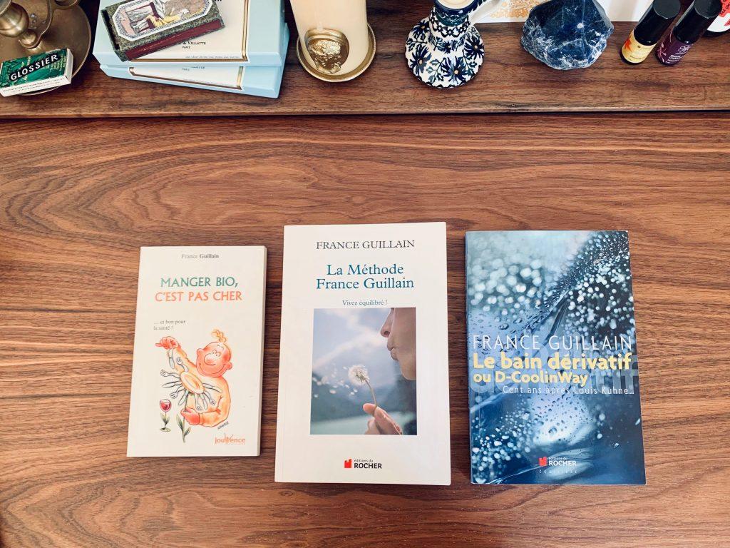 livres france guillain la méthode bain dérivatif