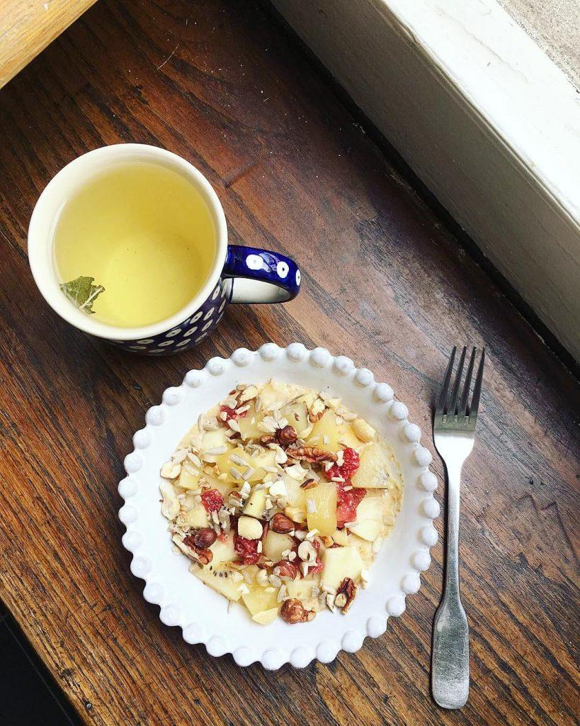 miam o fruit petit déjeuner santé recette