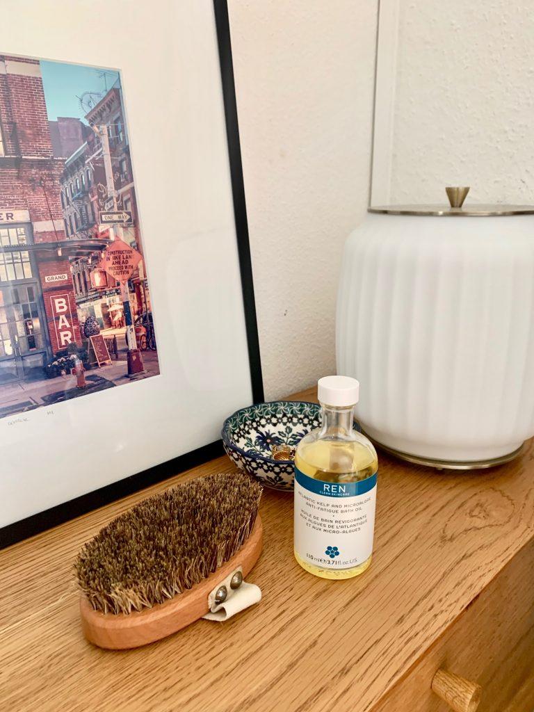 huile algue de l'atlantique ren skincare test et avis